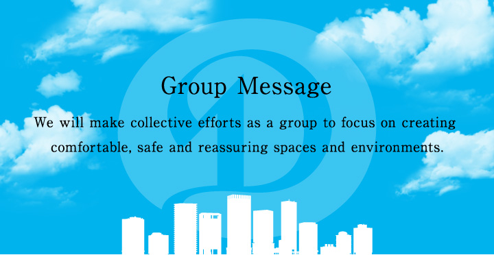 Group Message We will make collective efforts as a group to focus on creating comfortable, safe and reassuring spaces and environments.
